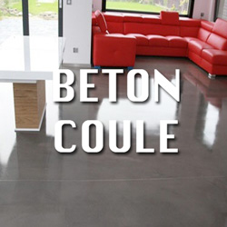 beton coule